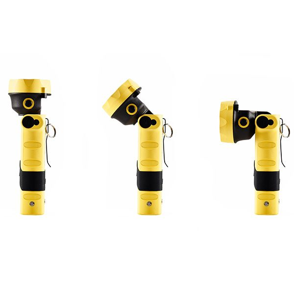 Adalit L3000power safety LED torch ATEX zone 0 lighting