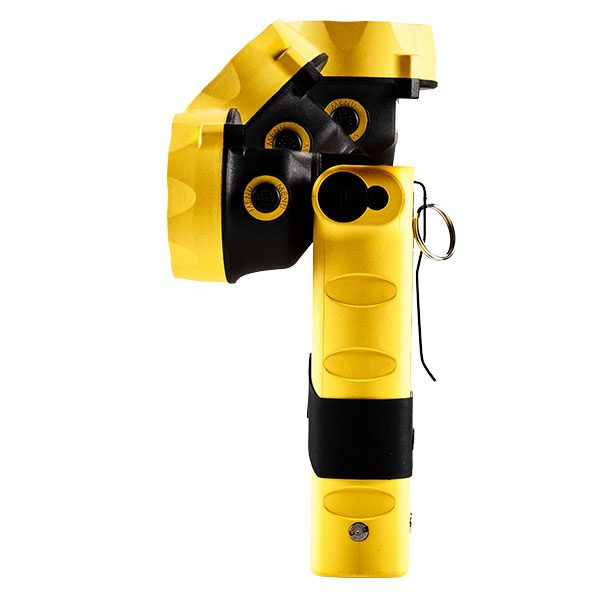 Adalit L3000 safety LED torch ATEX zone 0 lighting