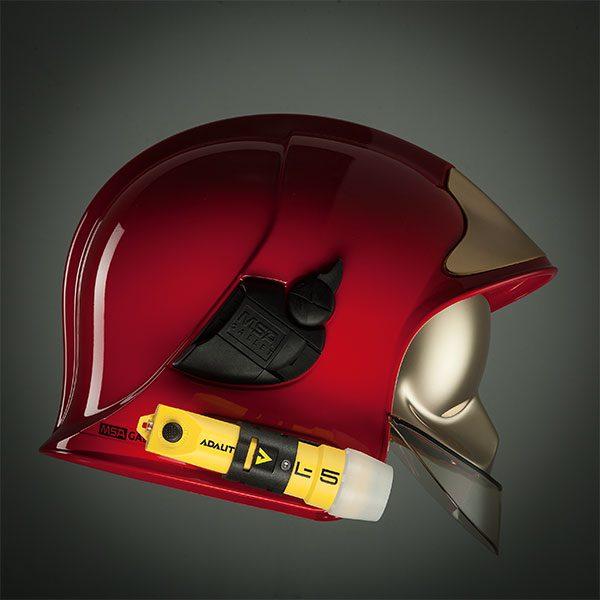 Adalit L5 MSA Gallet F1 fire helmet