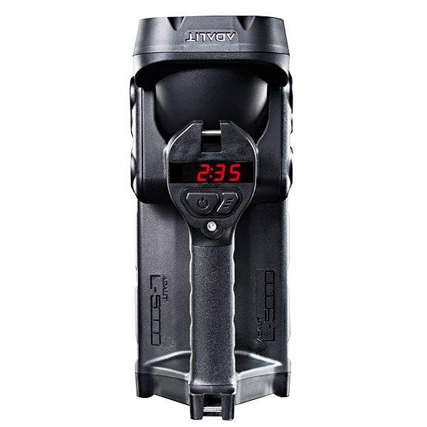 Adalit L5000 search rescue LED handlamp spot light