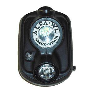 Alfa WL wireless LED cap lamp ATEX lighting