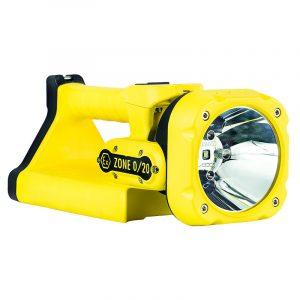 Adalit L5000 Z0 safety LED handlamp ATEX zone 0/20