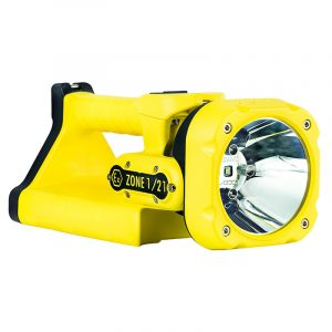 Adalit L5000 Z1 safety LED handlamp ATEX zone 1/21