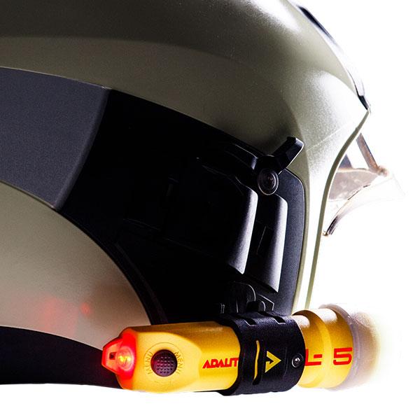 ADALIT L5POWER casco Dräger HPS7000