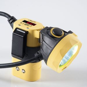 Adalit L50 lámpara de casco mina ATEX M1