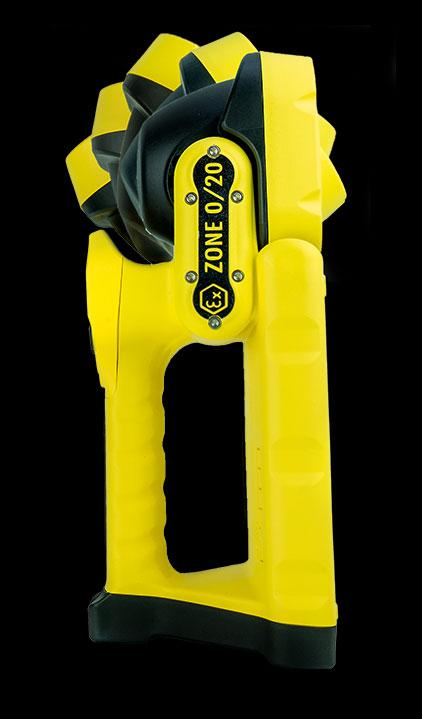Foco Adalit L5000 ATEX Z0 cabeza pivotante