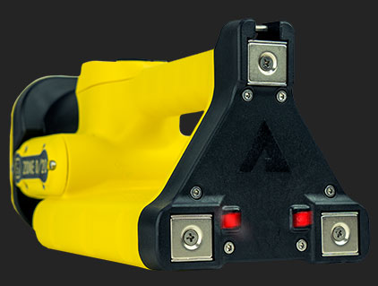 Foco Adalit L5000 ATEX Z0 red led imanes