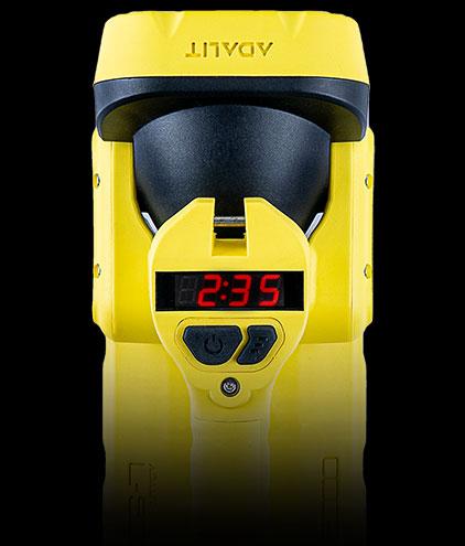 adalit L5000 z0 Lampada di sicurezza ATEX ZONA 0